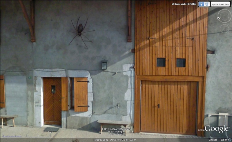 STREET VIEW : Barbecue St Augustine Floride USA Chable11