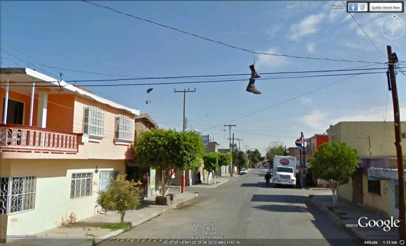 STREET VIEW : Chaussures fils electriques los Angeles USA - Page 2 Chau110