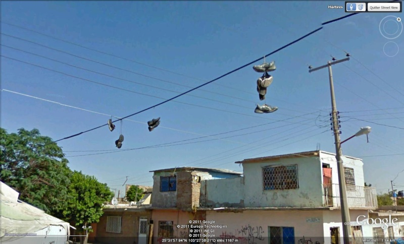 STREET VIEW : Chaussures fils electriques los Angeles USA - Page 2 Chau210