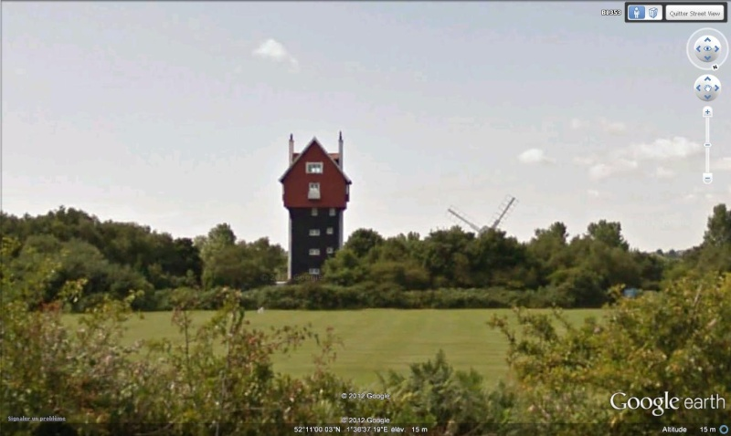 House in the clouds - Thorpeness - Angleterre Chtoo10