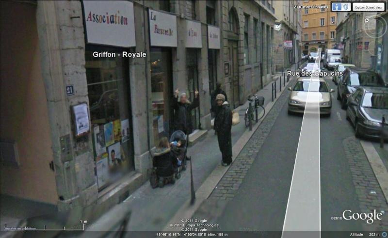 STREET VIEW : quand la Google Car attise l'obscénité Cou5510