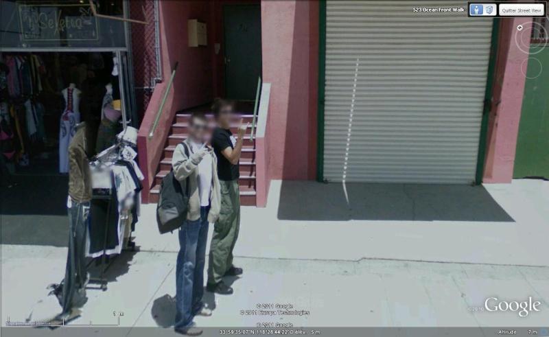 STREET VIEW : quand la Google Car attise l'obscénité Coucou13