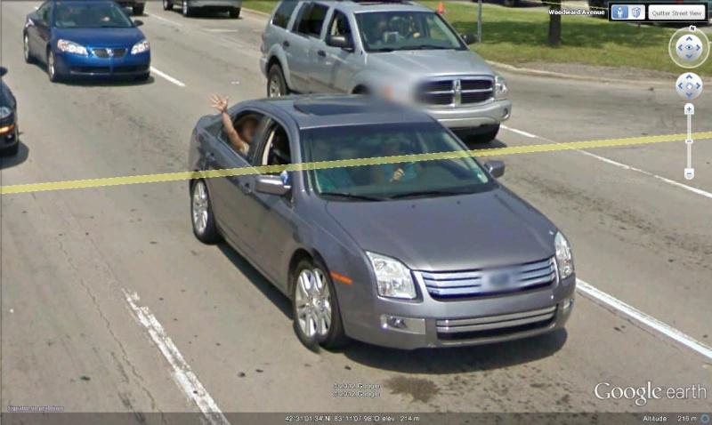 STREET VIEW : un coucou à la Google car  - Page 18 Coucou17