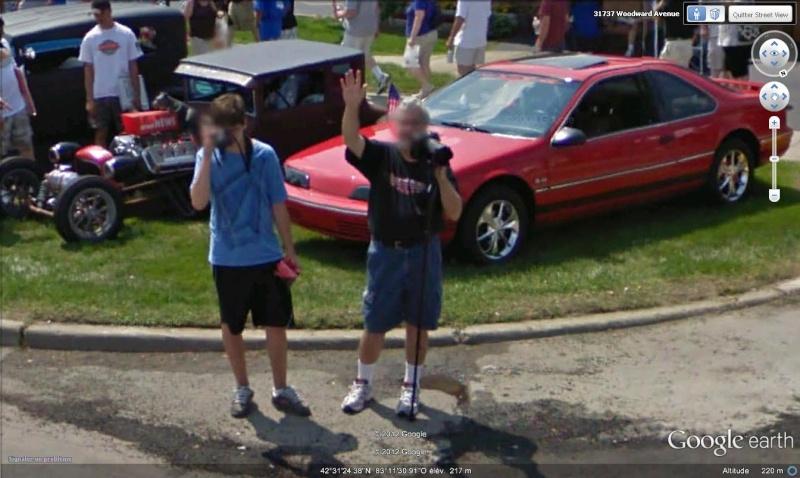 STREET VIEW : un coucou à la Google car  - Page 18 Coucou20