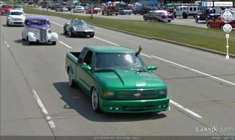 STREET VIEW : un coucou à la Google car  - Page 18 Coucou22