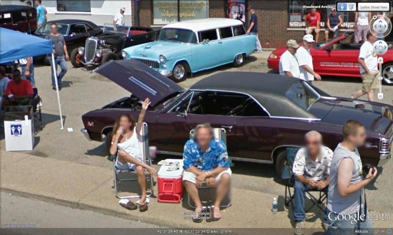 STREET VIEW : un coucou à la Google car  - Page 18 Coucou23