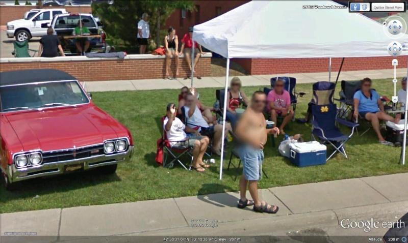 STREET VIEW : un coucou à la Google car  - Page 18 Coucou26