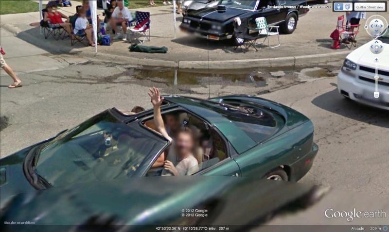STREET VIEW : un coucou à la Google car  - Page 18 Coucou27
