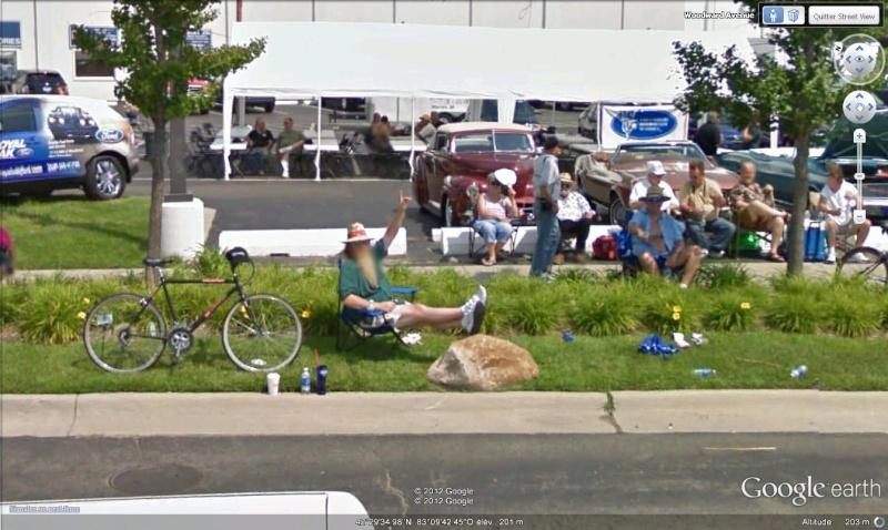 STREET VIEW : un coucou à la Google car  - Page 18 Coucou28