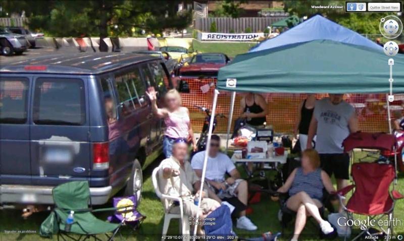 STREET VIEW : un coucou à la Google car  - Page 18 Coucou29