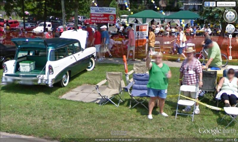 STREET VIEW : un coucou à la Google car  - Page 18 Coucou31