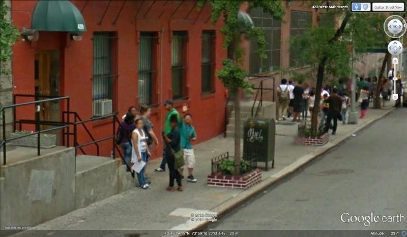 STREET VIEW : un coucou à la Google car  - Page 18 Coucou37