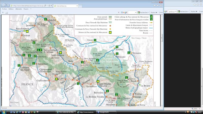 Parc du Mercantour : recherche d'une superposition pour Google Earth Mercan10