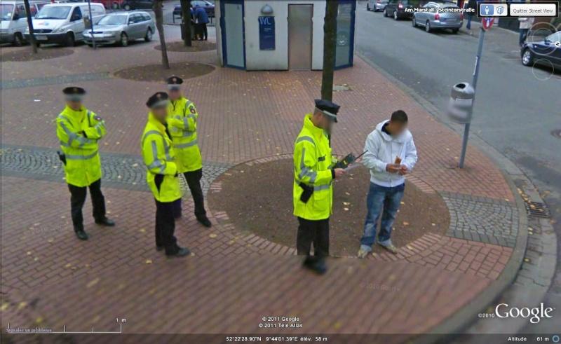Street View : Vous avez vos papiers ! Hannover, Allemagne Papier10