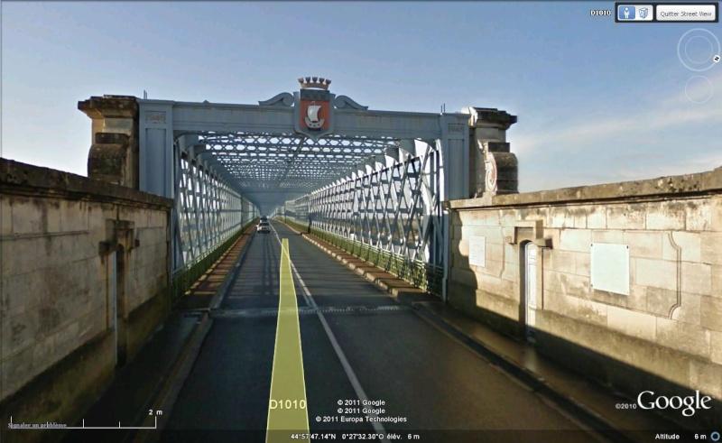Pont de Cubzac, Gironde - France [Bugs, collages] Pont110