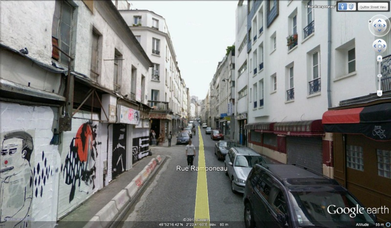 STREET VIEW : bistrots et  bars - Page 2 Rue210