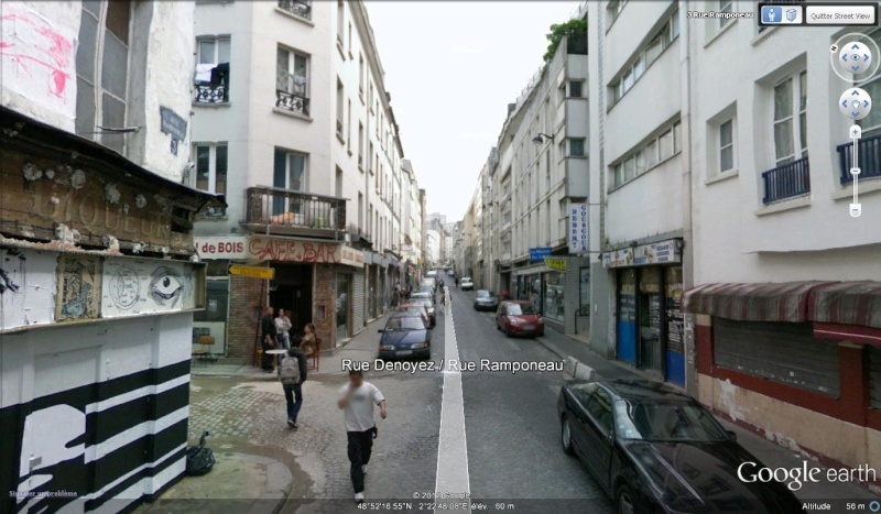 STREET VIEW : bistrots et  bars - Page 2 Rue310
