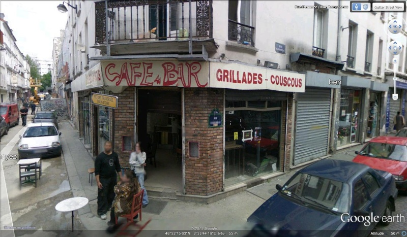STREET VIEW : bistrots et  bars - Page 2 Rue410