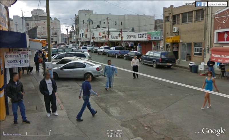 [Mexique] - Les vues STREET VIEW Samat110