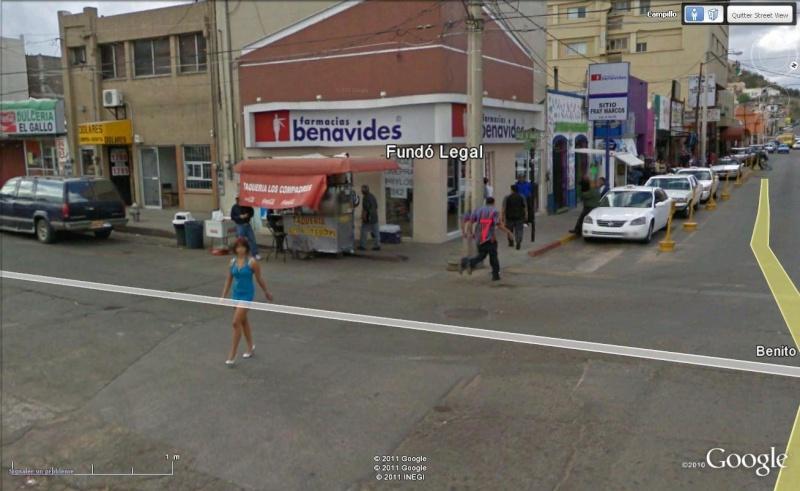 [Mexique] - Les vues STREET VIEW Samate10