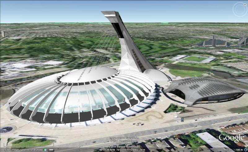 Stade Olympique, Montréal, Québec, Canada Stade210