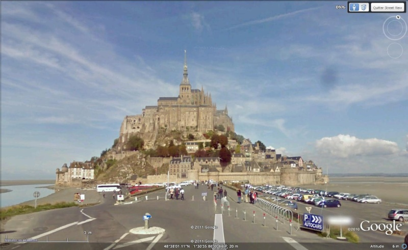 STREET VIEW : les cartes postales de Google Earth Stmich10