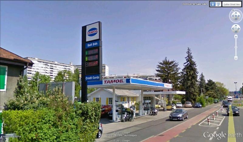 STREET VIEW : les enseignes de stations carburant / essence - Page 2 Tamoil10