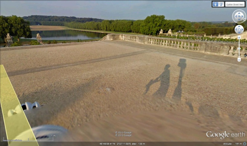 STREET VIEW : les avatars de la Google car Velo10