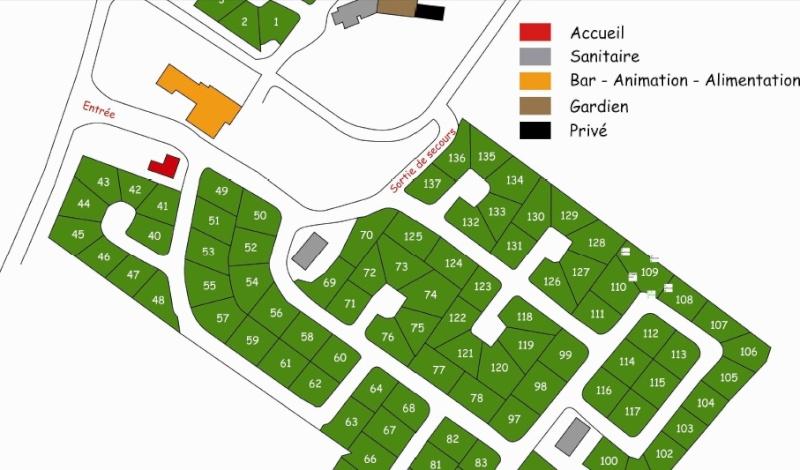 Camping Parc de Bellevue ( Charente Maritime)  Plan_c10