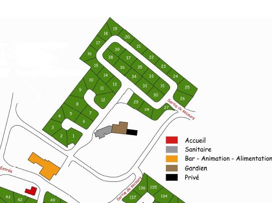 Camping Parc de Bellevue ( Charente Maritime)  Plan_c12