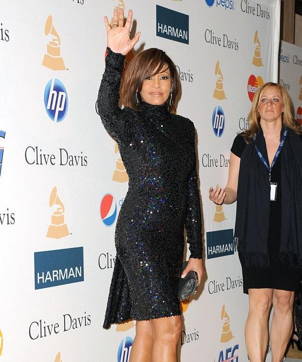 Whitney Houston 1963 – 2012 (HAND ANALYSIS) Whitne10