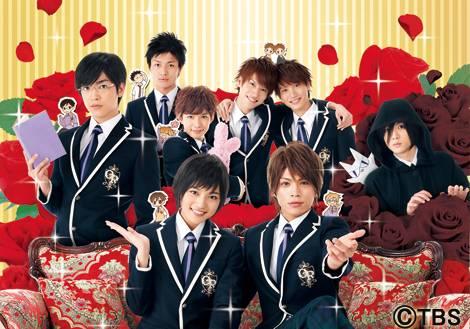 """[JD] GyaO airs """"Ouran High School Host Club"""" SP drama 20110710"""