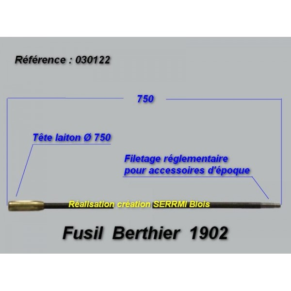 Berthier 1890 munition - Page 2 Berthi11