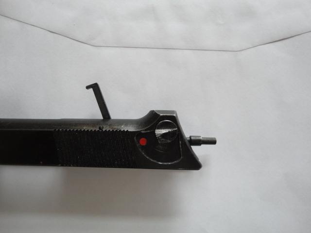 Démontage levier de sûreté PA 1935 S Dsc01618