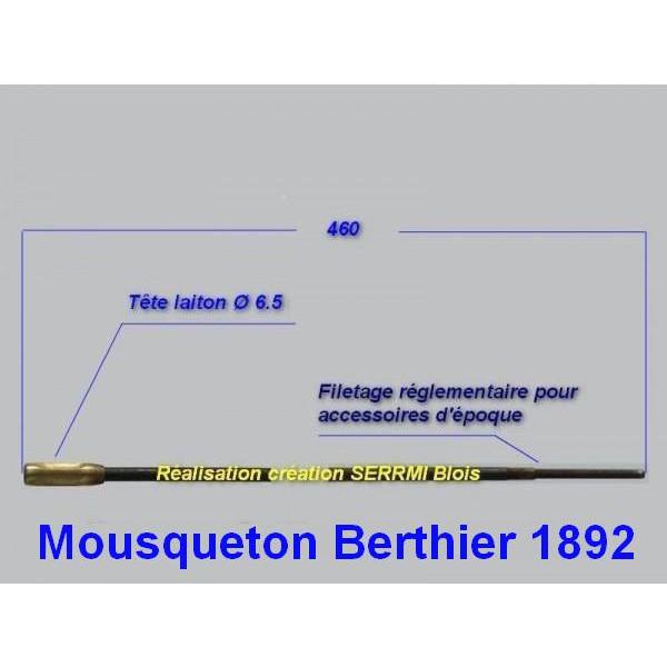 Berthier 1890 munition - Page 2 Mousqu10