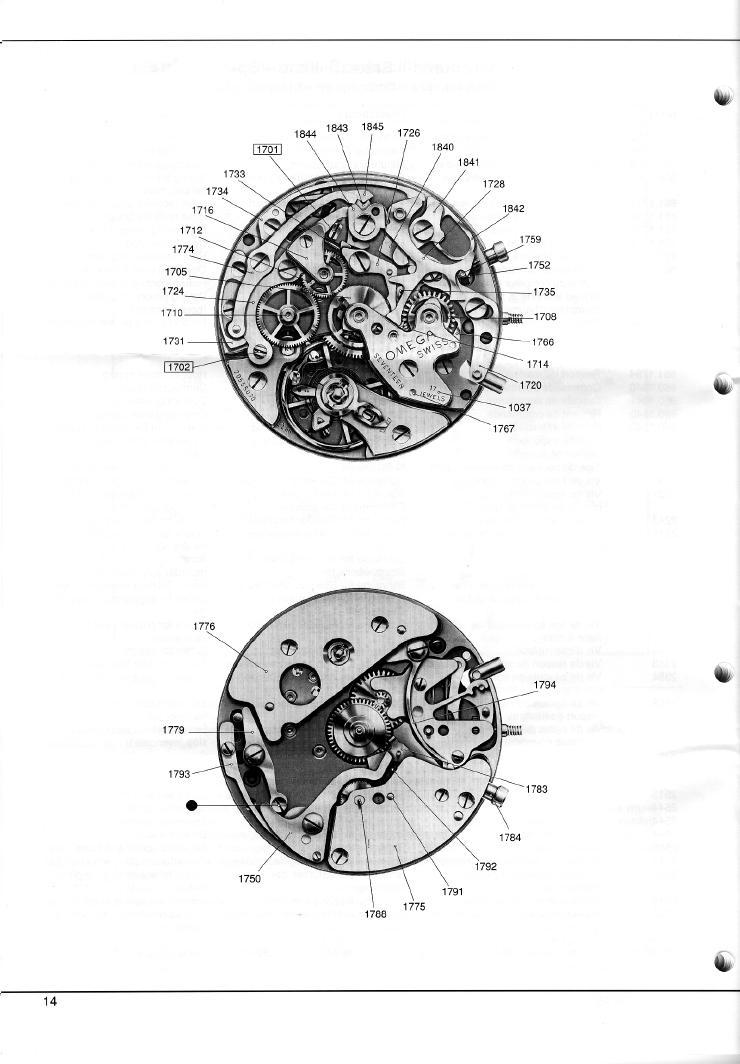 Roue à colonnes vs systeme à came/embrayage vertical vs lateral Omega_10
