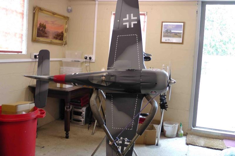 Kent Flight School current projects Fw-19010