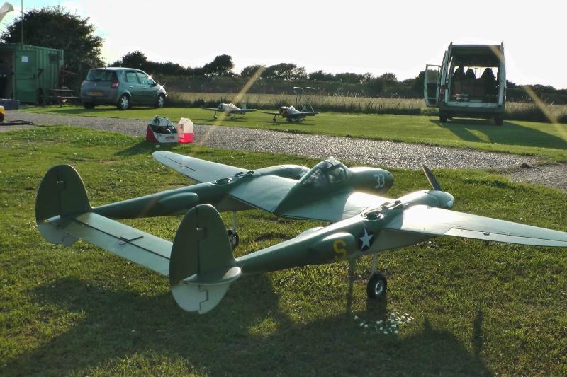Kent Flight School current projects P-3810