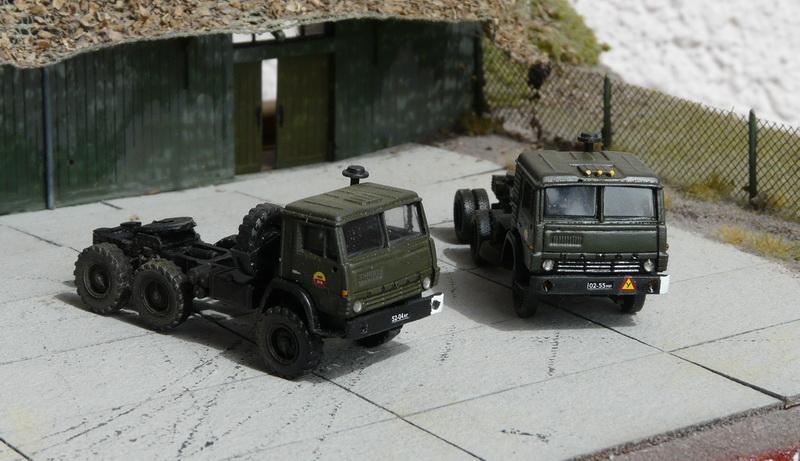 Im Regiment nebenan... Kamazz10
