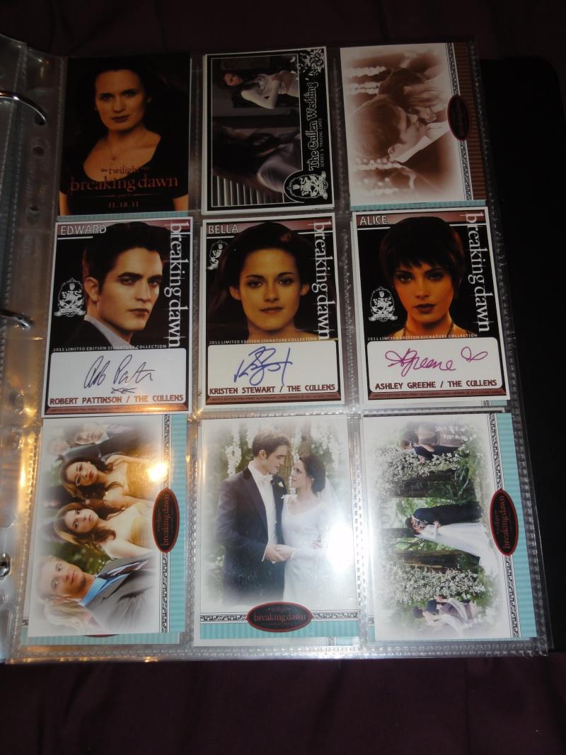 [Saga Twilight] Votre collection en photos - Page 14 Dsc01230