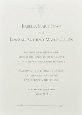 [Spoilers] Le mariage d'Edward et Bella et leur livre d'or The_we10