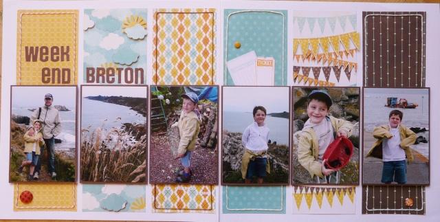 DOUBLE PAGE : WEEK END BRETON  du volume et de la twine P1130613