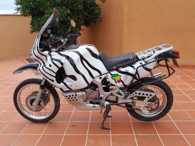 A vendre Africatwin RD07préparée voyage P7180110