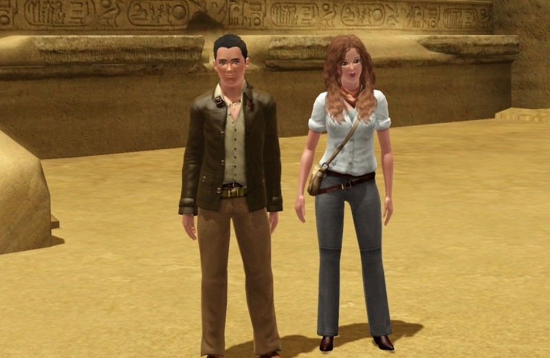 Meet the Travellers, Indy and Larissa The_tr10
