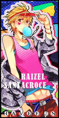 Raizel Santacroce