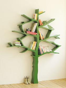 pièce mobilier en forme d'arbre Vignet10