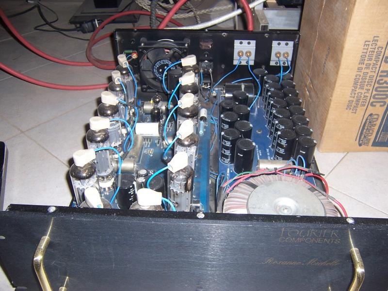 "Finali da sogno: Fourier ""Roxanne Michelle"" Mono - OTL e 300 Watt 103_0414"