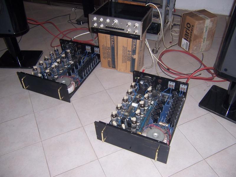 "Finali da sogno: Fourier ""Roxanne Michelle"" Mono - OTL e 300 Watt 103_0511"