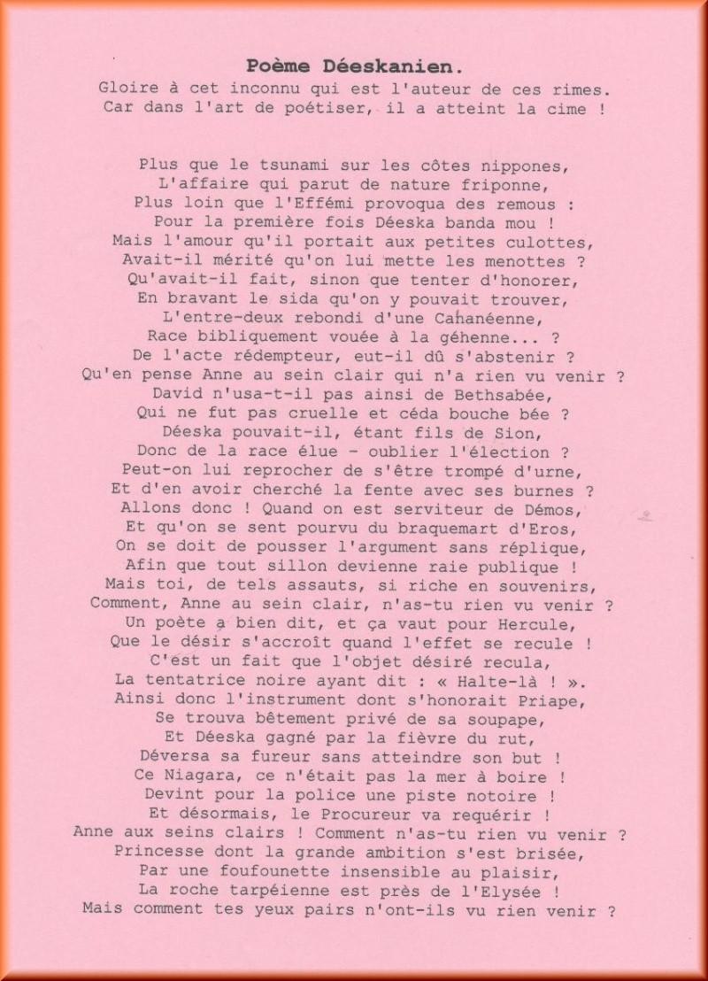 Poème Déeskanien 00111