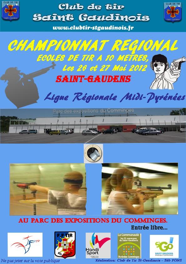 Championnat Régional des Ecoles de Tir Midi-Pyrénées  Affich10